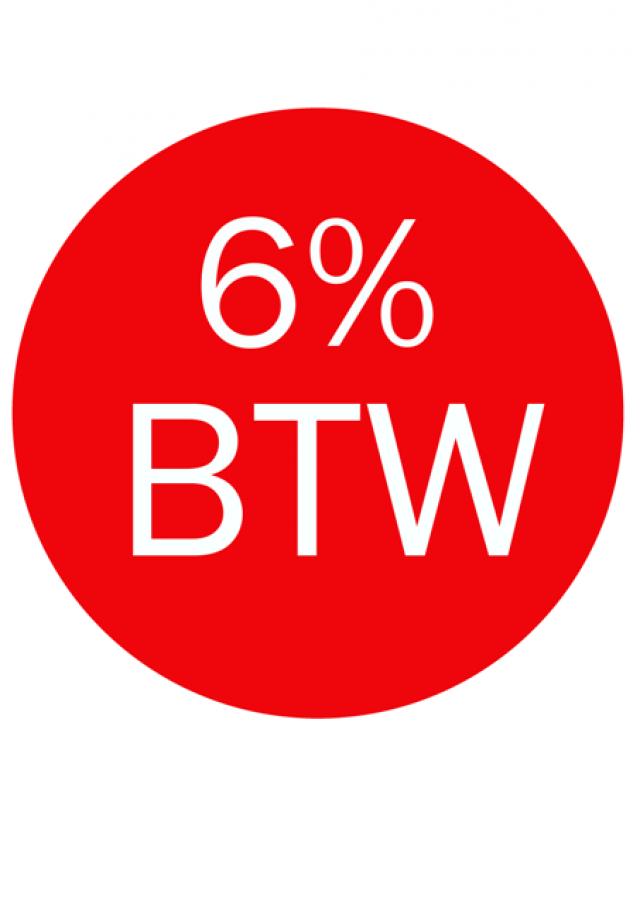 Einde verlaagd BTW tarief