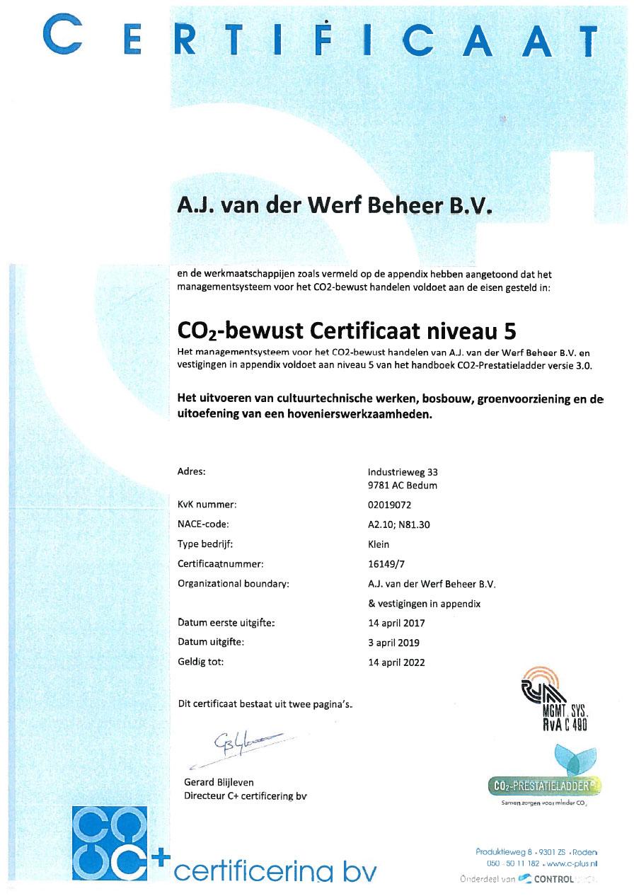 co2bewust_certificaat_niveau5