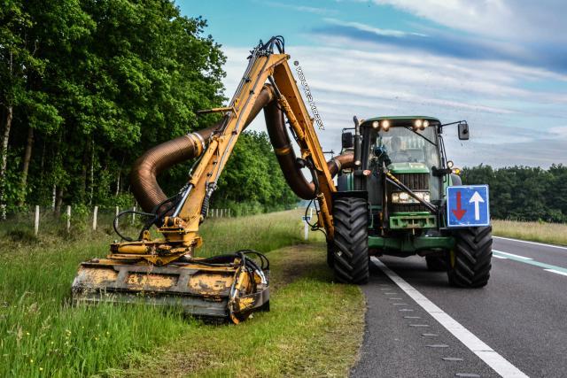 Gras wordt gas in Drenthe