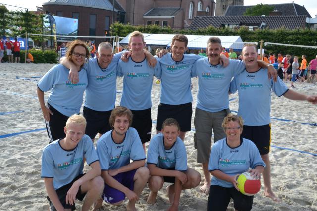 Beachvolleybal 2014